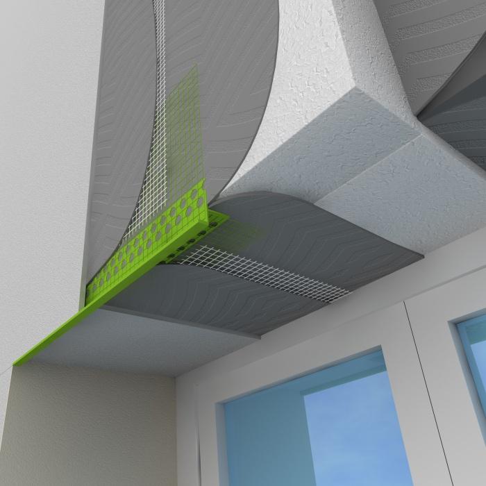 použití příslušenství/Pouziti LT PVC-okenni profil